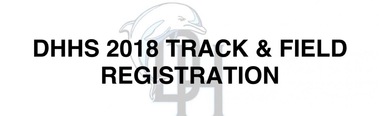 2018 Registration Packet