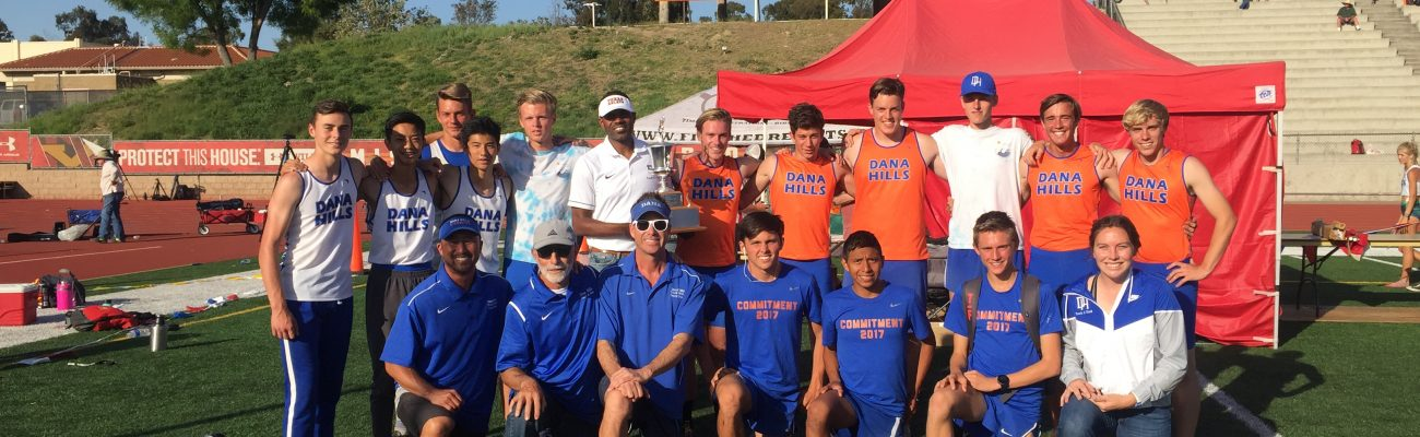 Boys are the Orange County Champions!